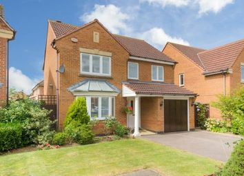 Thumbnail 4 bed detached house for sale in Bayham Close, Elstow, Bedford, Bedfordshire