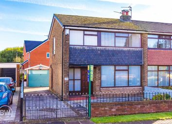 Thumbnail 3 bed semi-detached house for sale in Chestnut Drive South, Pennington, Leigh, Lancashire