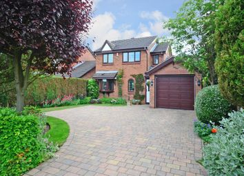 Thumbnail 4 bed detached house for sale in Castleton Road, Lightwood