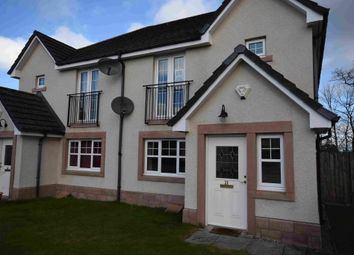 Thumbnail 3 bedroom semi-detached house to rent in Woodgrove Crescent, Inverness