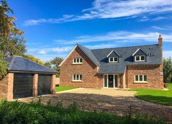 Thumbnail 5 bed detached house for sale in Pound Green, Cowlinge, Newmarket