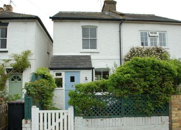 Thumbnail 3 bed cottage for sale in Dennis Road, East Molesey