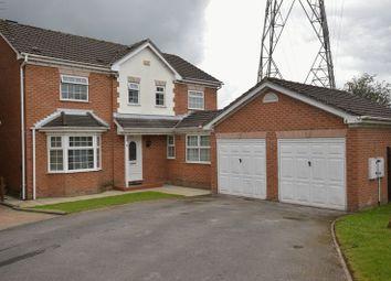 4 bed detached house for sale in Holden Clough Drive, Ashton-Under-Lyne OL7