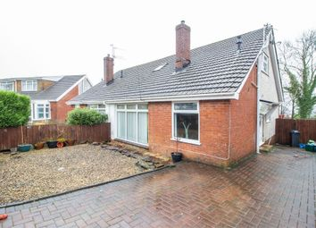 Thumbnail 3 bed semi-detached house for sale in Shirley Drive, Heolgerrig, Merthyr Tydfil, Mid Glamorgan