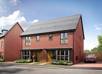 Thumbnail 3 bed semi-detached house for sale in Former Sparrowdale School, Recycling Centre, Atherstone, West Midlands