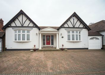 Thumbnail 4 bed detached bungalow for sale in Tring Road, Dunstable, Bedfordshire