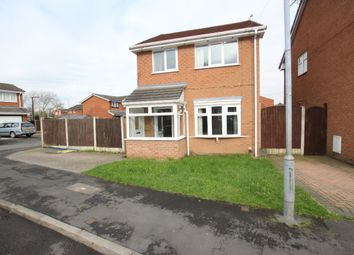 Thumbnail 3 bed detached house for sale in Magnolia Close, Haydock, St. Helens