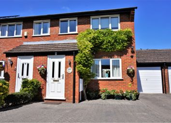 Thumbnail 3 bed end terrace house for sale in Beverley Gardens, Bicester