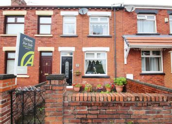 Thumbnail 2 bed terraced house for sale in Margaret Street, Wigan, Lancashire