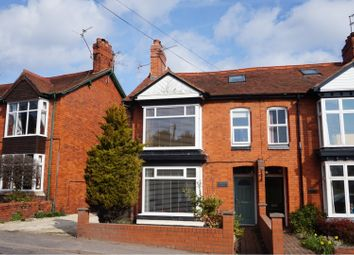 Thumbnail 3 bed semi-detached house for sale in Station Road, Whittington
