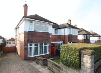 Thumbnail 3 bed semi-detached house for sale in Robinson Road, Trentham, Stoke-On-Trent