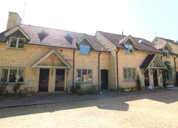 Thumbnail 2 bed terraced house to rent in Hall Close, Sharnbrook, Bedford