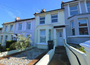 Thumbnail 2 bed terraced house for sale in Saxon Road, Hastings