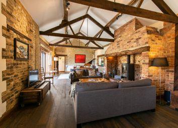 Thumbnail 4 bed barn conversion for sale in Manor Farm Barns Eastmoor Road, Eastmoor, King's Lynn, Norfolk
