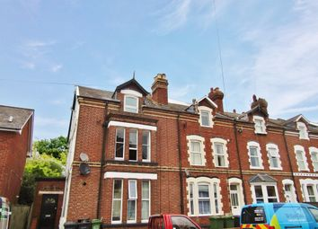 Thumbnail 2 bed flat to rent in Sydney Road, Exeter