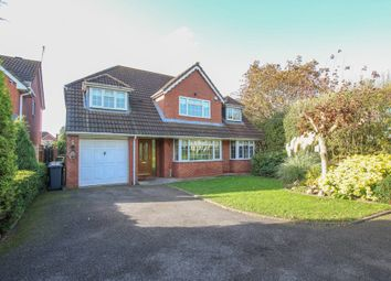 Thumbnail 4 bed detached house to rent in Leyburn Close, Nuneaton