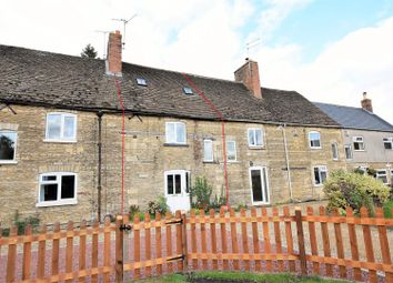 Thumbnail 3 bed terraced house for sale in Main Road, Uffington, Stamford