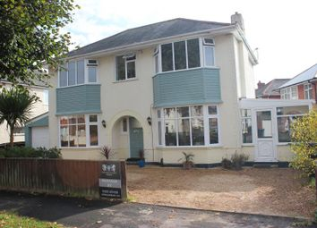 Thumbnail 4 bed detached house to rent in Ashford Road, Bournemouth BH6...