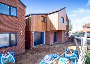 Thumbnail 4 bed detached house for sale in Blenheim Crescent, Griston, Thetford