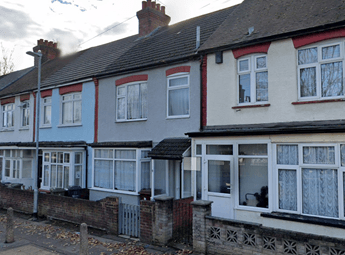 Thumbnail 3 bed terraced house to rent in Suffolk Road, Barking