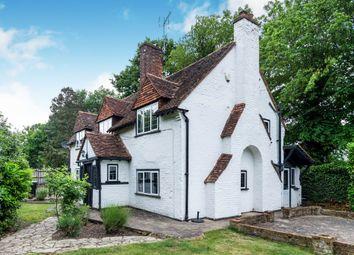 4 bed detached house for sale in Mount Pleasant Lane, Bricket Wood, St. Albans AL2