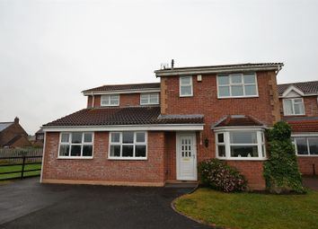 Thumbnail 4 bed detached house for sale in Sealey Close, Willington, Derby