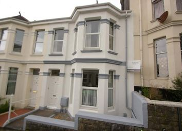 Thumbnail 3 bedroom terraced house for sale in St. Judes, Plymouth, Devon