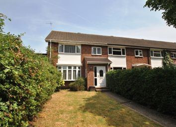 Thumbnail 3 bedroom terraced house to rent in Fleetwood, Letchworth Garden City