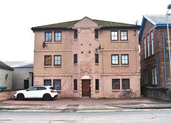Thumbnail 2 bedroom flat for sale in Tulloch Street, Dingwall