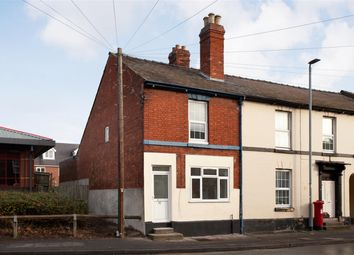 Thumbnail 4 bedroom end terrace house for sale in 42 Newtown Road, Hereford