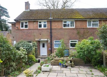 Thumbnail 2 bed maisonette for sale in Moors Close, Hurn, Christchurch