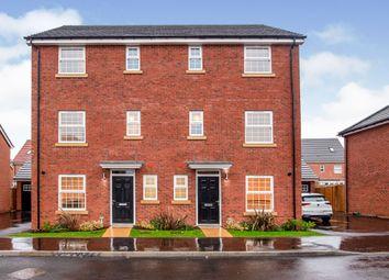 Thumbnail 4 bed semi-detached house for sale in Sandy Hill Lane, Moulton, Northampton