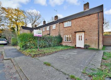 Thumbnail 2 bed end terrace house for sale in Steyning Close, Northgate, Crawley, West Sussex