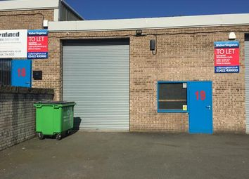 Thumbnail Light industrial to let in Unit 18, Branxholme Industrial Estate, Bailiff Bridge