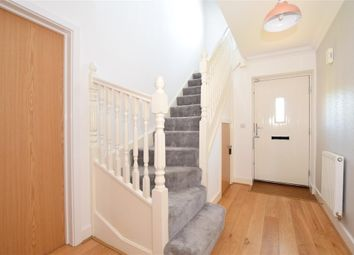Thumbnail 3 bed terraced house for sale in Clearheart Lane, Kings Hill, West Malling, Kent