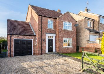 Thumbnail 4 bed detached house for sale in Lark Hill Drive, Ripon, North Yorkshire