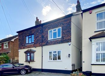 Thumbnail 3 bed semi-detached house for sale in Woodview Cottages, Green Street Green Road, Dartford