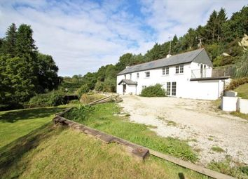 Thumbnail 4 bed farmhouse for sale in Hensbury Lane, Bere Ferrers, Yelverton