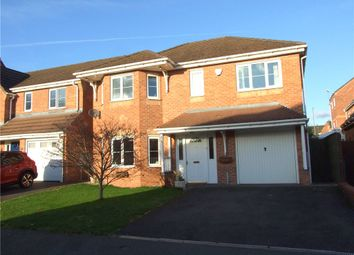 4 bed detached house for sale in Hobson Drive, Spondon, Derby DE21