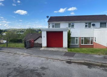 Thumbnail 3 bed semi-detached house for sale in Penybanc, Babell Road, Carmarthen