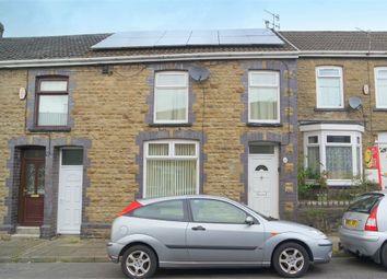 Thumbnail 3 bed terraced house for sale in Treharne Road, Caerau, Maesteg, Mid Glamorgan