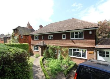 Thumbnail 4 bed detached house to rent in Fir Tree Road, Leatherhead