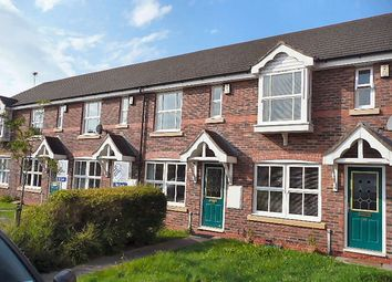 Thumbnail 2 bed terraced house to rent in Whitewell Close, Nantwich