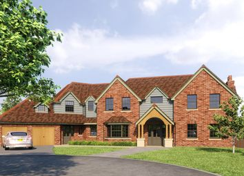 Thumbnail 5 bed detached house for sale in Friars, Braughing, Ware
