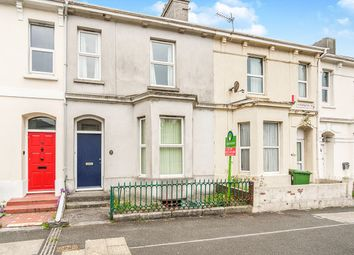 Thumbnail 4 bed terraced house to rent in Kensington Road, Plymouth