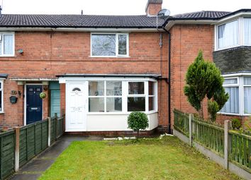 Thumbnail 3 bed terraced house for sale in Inverness Road, Northfield, Birmingham