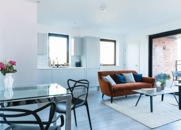 Thumbnail 2 bed flat to rent in Dunfield Road, Catford
