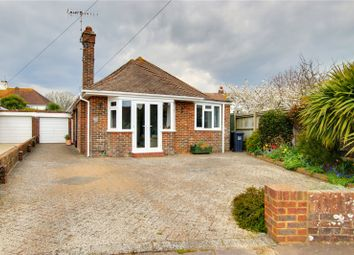 Thumbnail 3 bed bungalow for sale in Sandown Close, Goring-By-Sea, Worthing