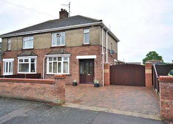 Thumbnail 3 bed semi-detached house for sale in Kensington Road, King's Lynn