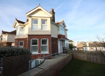 Thumbnail 1 bed flat to rent in Cliff Mews, Cliff Road, Paignton